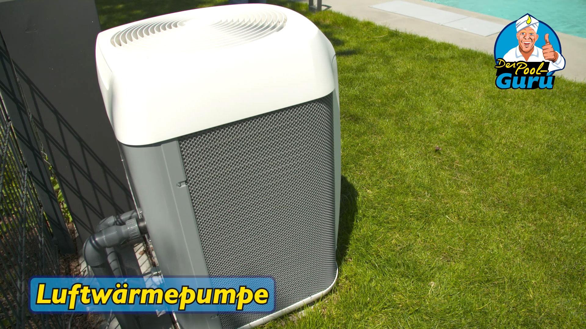 Poolheizung Luftwärmepumpe