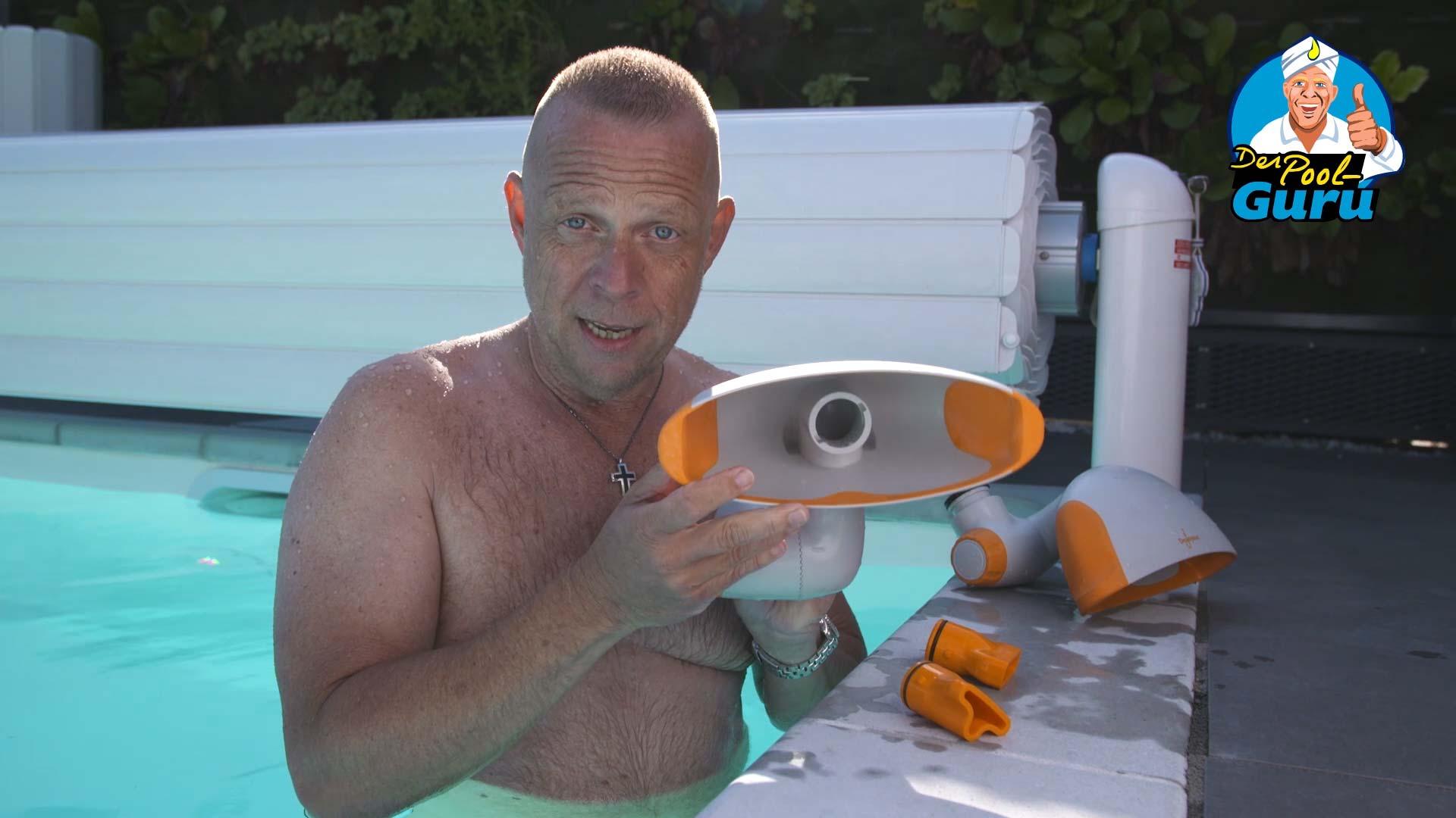 Aufsatz Gegenstromfunktion Desjoyaux Pool