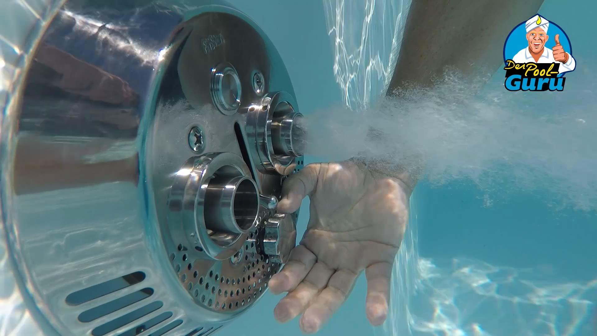 Sport Gegenstromanlage Pool