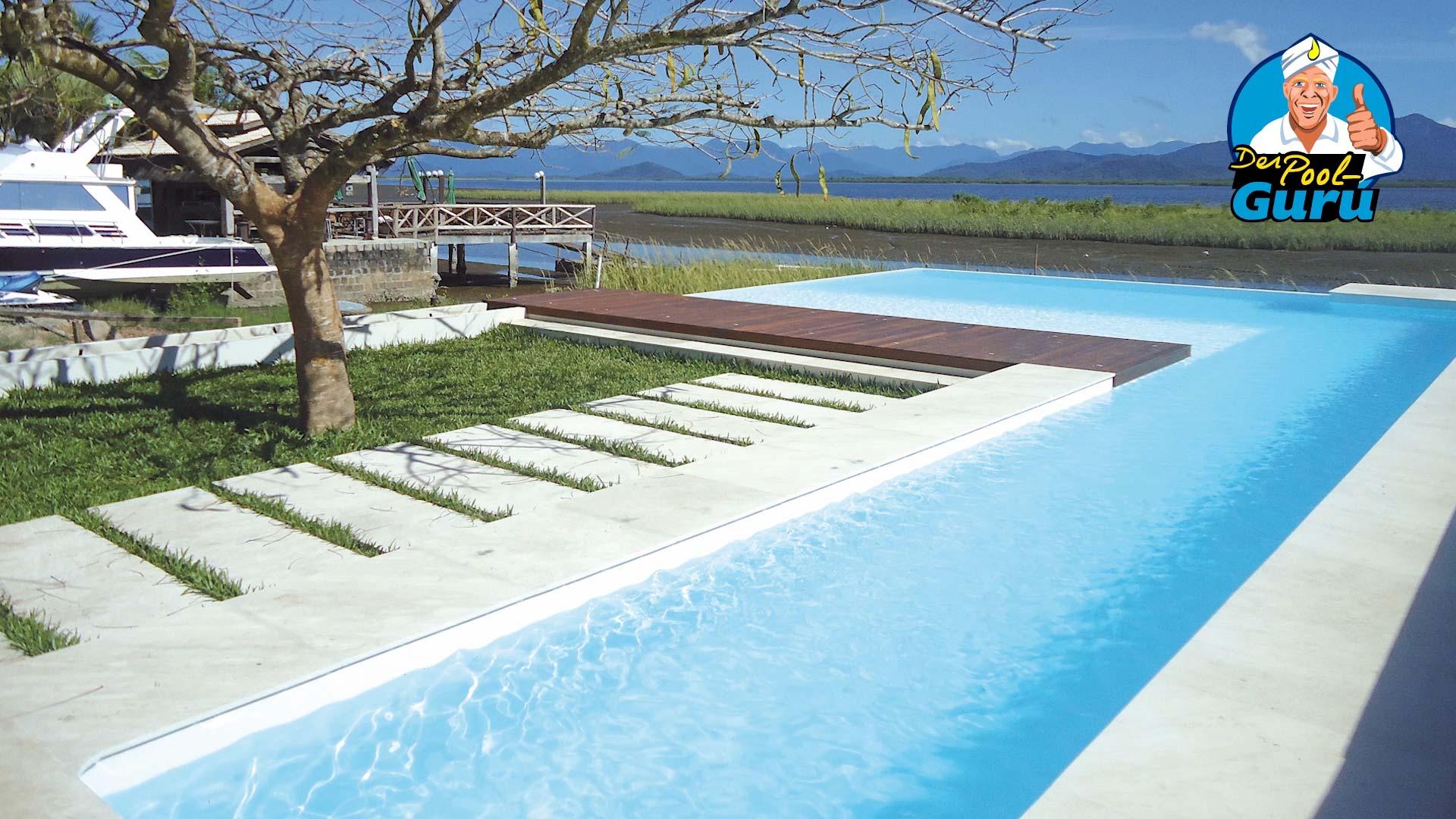 Pool L-Form