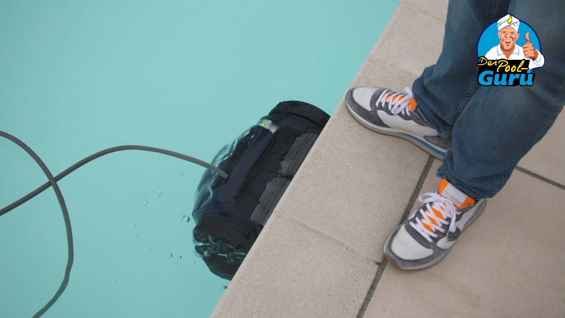 Pool Roboter Anleitung