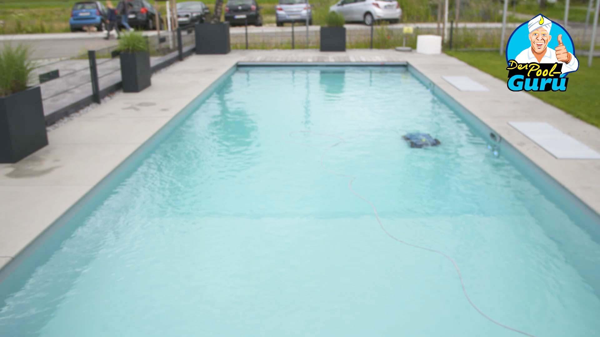 Pool Schwimmbecken Nichtschwimmer