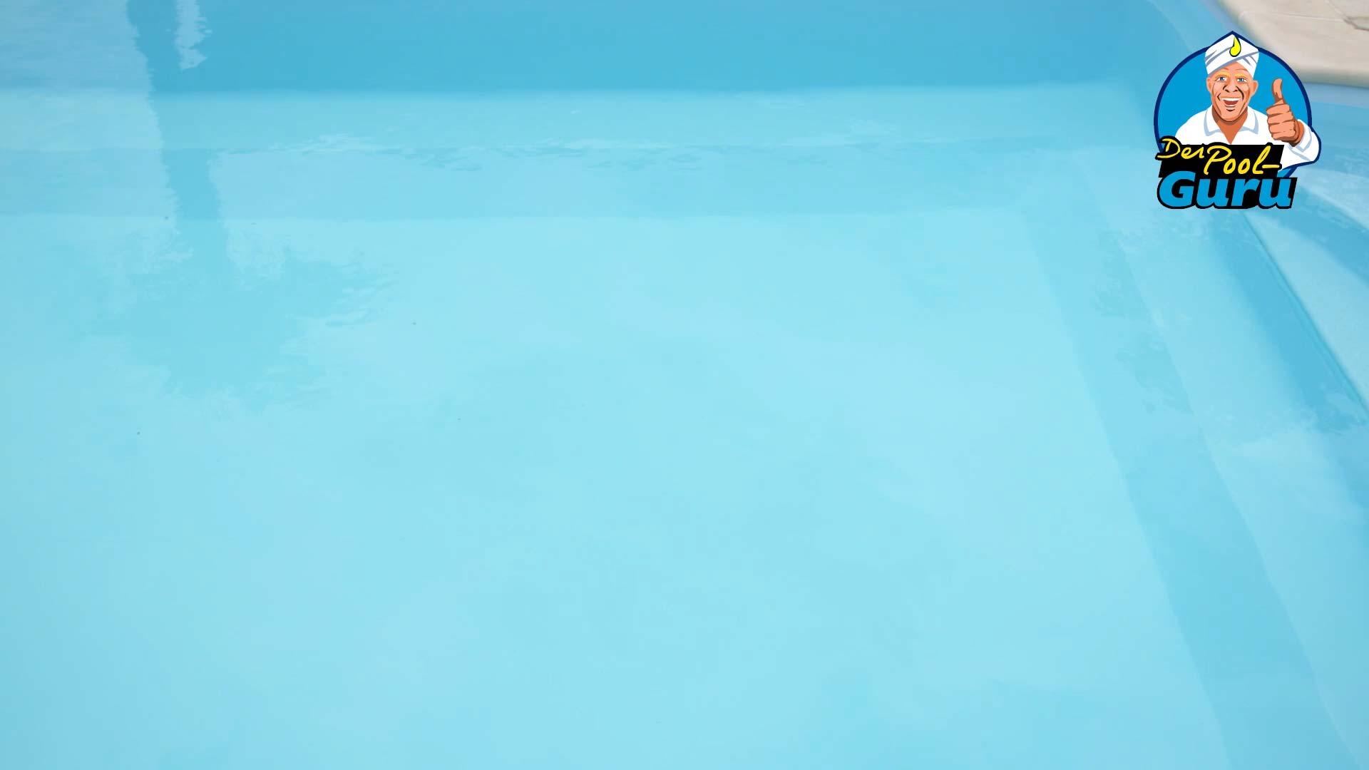 Pool mit Ruhezone