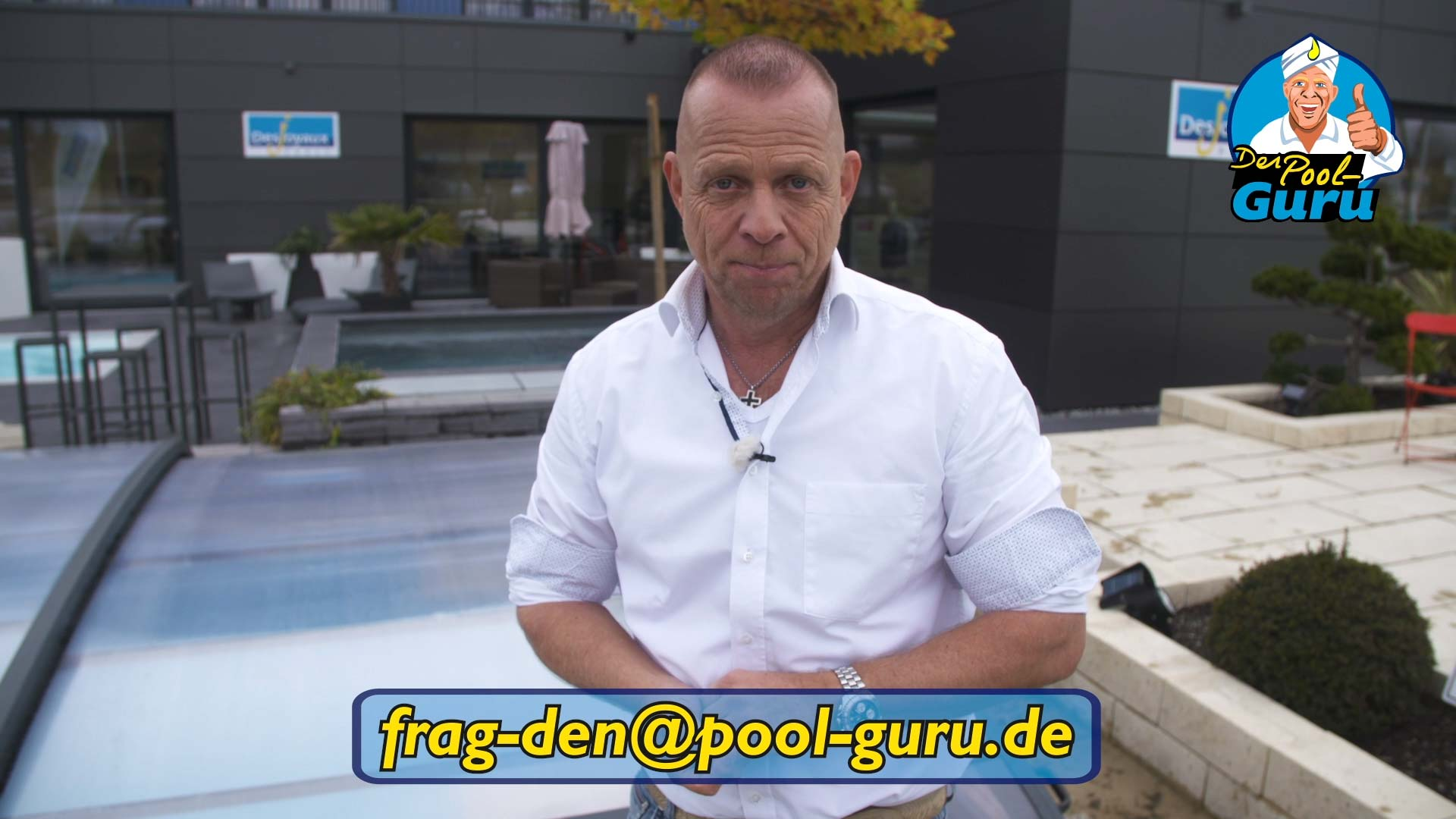 Frage an Pool Guru stellen