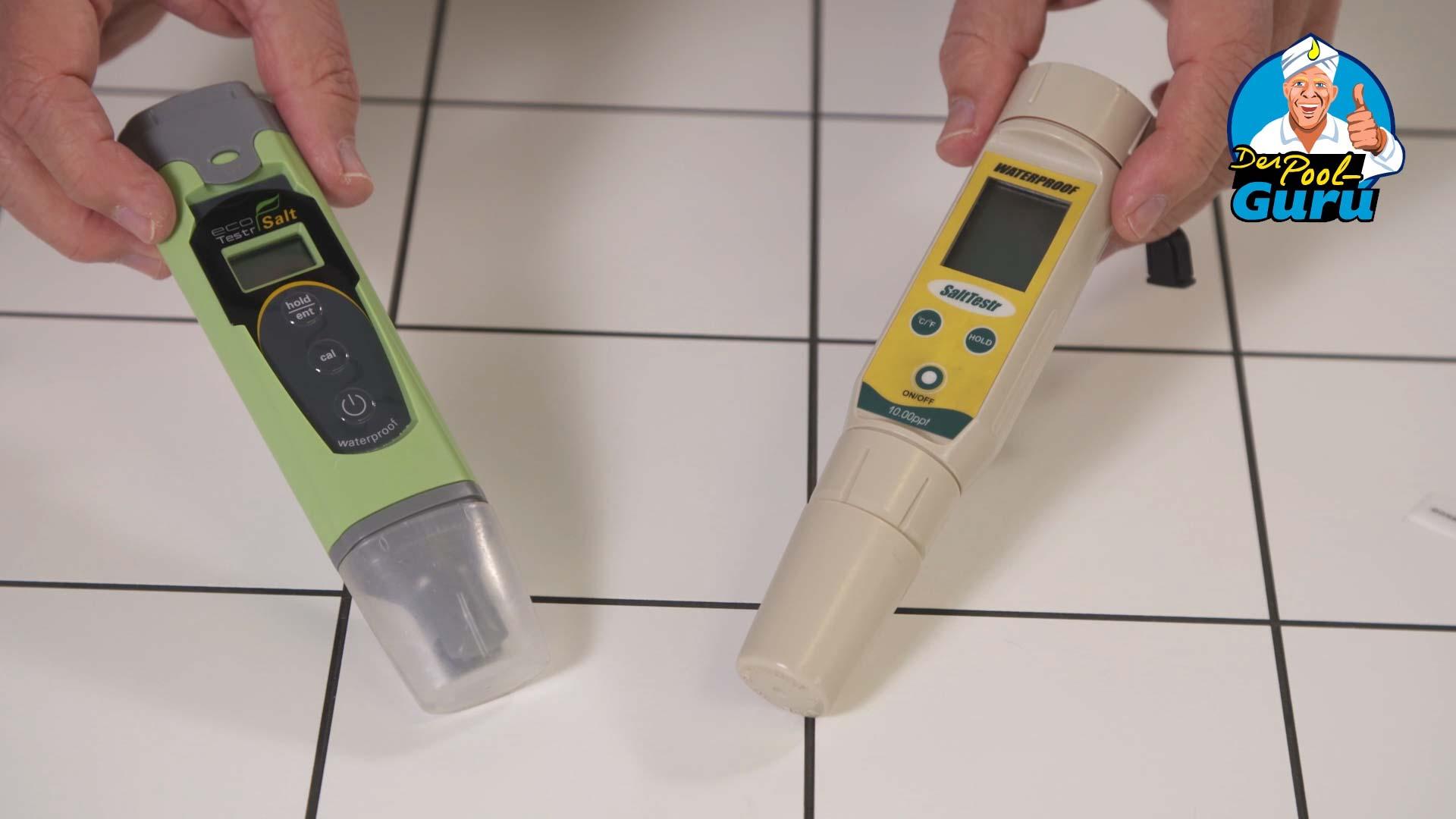 Salztester Messgerät Tester