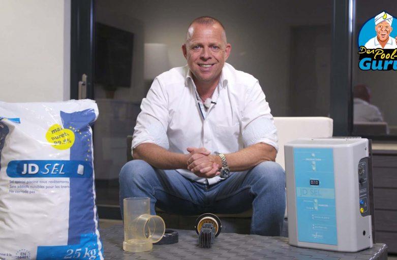 Salzwasser Desinfektion